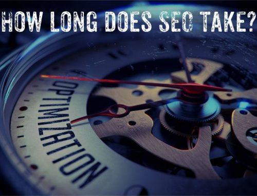 How long does SEO take?